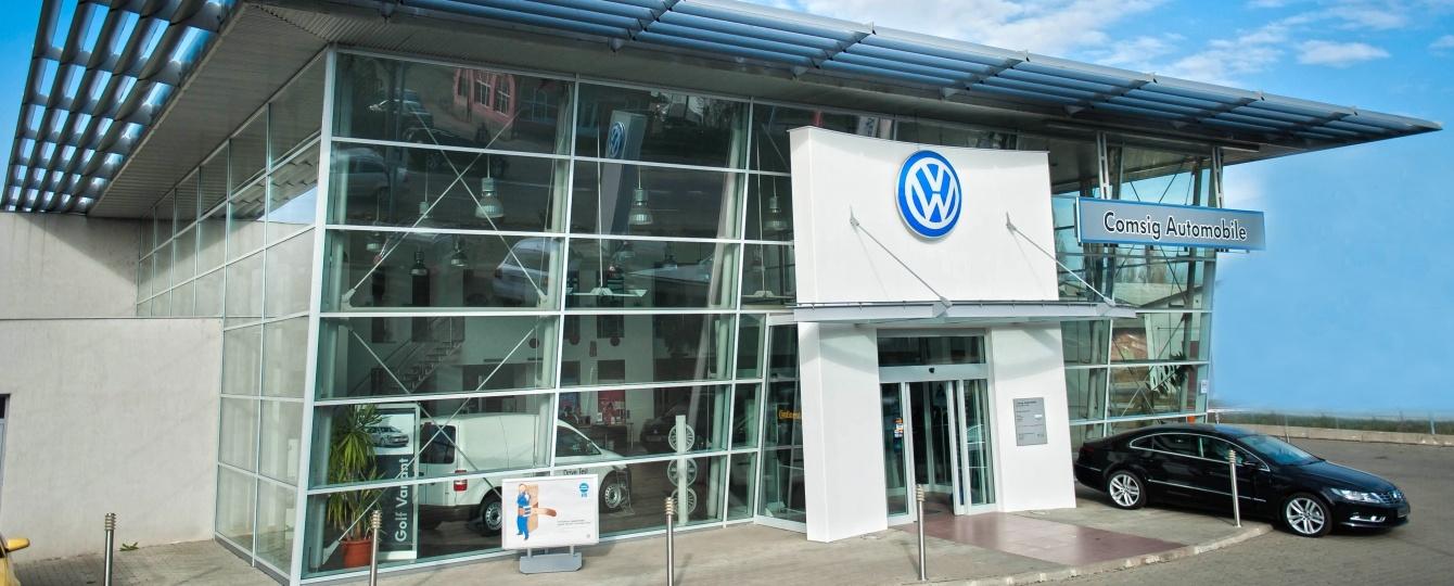 Comsig Automobile, dealer autorizat Volkswagen in Bistrita-Nasaud. Service Volkswagen