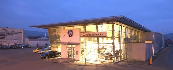 SC Comsig Automobile SRL
